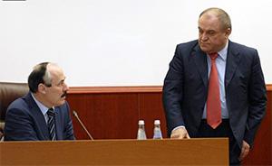 Рамазан Абдулатипов дал чиновникам десять дел на размышление