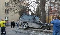 Автородео на улицах Владикавказа