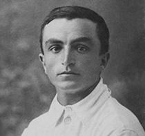 Первый председатель Союза художников Северной Осетии