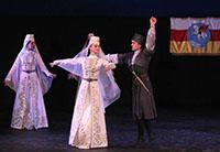 Ансамбль Симд» вывел Южную Осетию на международную культурную орбиту