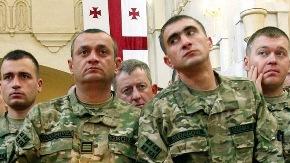 Грузия освободит армию от политической подготовки