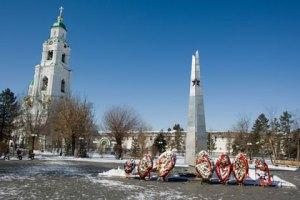 Глава Дагестана извинился за осквернение Вечного огня в Астрахани