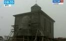 В селении Кобан строится храм Георгия Победоносца