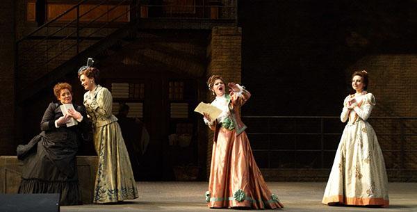 Елена ЦАЛЛАГОВА – на оперной сцене Парижа