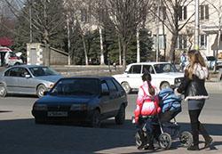 В женский день Владикавказ был обласкан солнцем