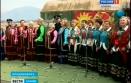 На Попов хуторе в Северной Осетии прошли народные гулянья в честь Масленицы