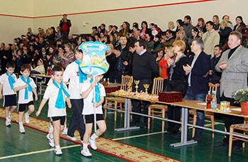 Владикавказ провел Олимпиаду для самых маленьких