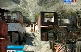 Пострадавшим в пожаре жителям поселка Мизур выделят новые квартиры
