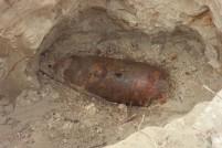 В Моздоке под старой постройкой обнаружена авиабомба Великой Отечественной войны