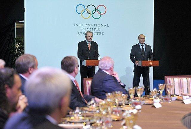 Владимир ПУТИН поддержал спортивную борьбу