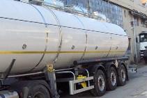В Ростовской области арестован караван автомобилей со спиртом из Северной Осетии