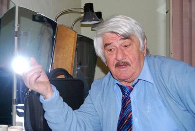 Олега ХАБАЛОВА проводили в последний путь