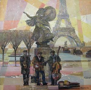 Окно в Париж Виктора ЦАЛЛАГОВА