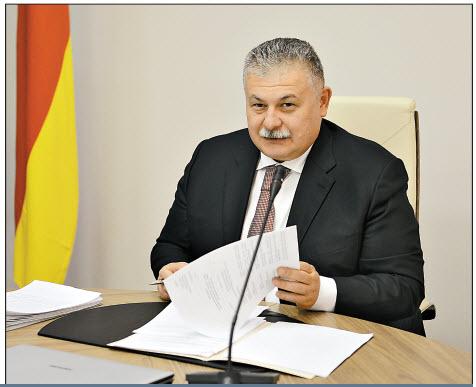 Премьер-министр Северной Осетии Сергей ТАКОЕВ: «Будущее республики – за развитием малого бизнеса»