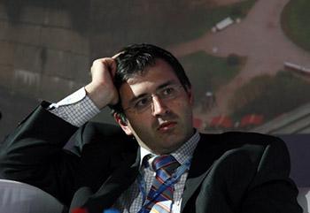 Бывший ректор Российской экономической школы (РЭШ) Сергей ГУРИЕВ: «Я попал под машину»