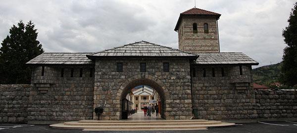 Агрессию Грузии против Южной Осетии увидели в городе, который строит знаменитый кинорежиссер Кустурица