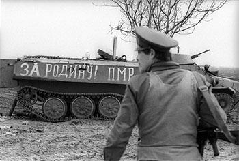 Приднестровье собирается с селами