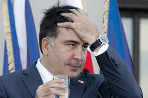 Саакашвили указал на ошибку Путина