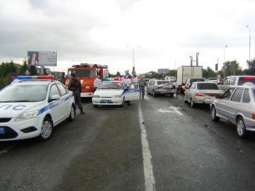 Водитель «Жигулей» погиб после столкновения с «Ниссаном»