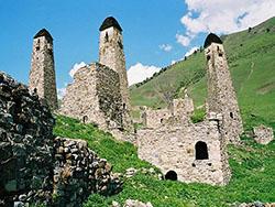 Первые китайские туристы высадились в Ингушетии