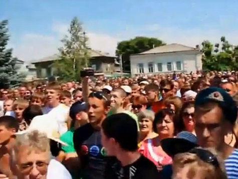 Националисты готовят в бунтующем Пугачеве «большой народный сход»