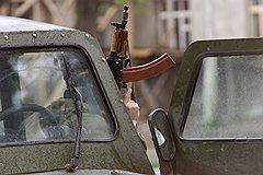 Боевики отметились в родовом селе Умарова