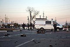 Взрывники поджидали военных на дорогах