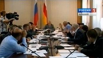 Совет парламента Северной Осетии одобрил поправки в Конституционный закон республики «О правительстве»