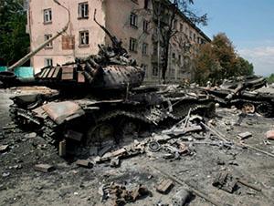 «Пять лет назад Россия не могла позволить Грузии спокойно утюжить Цхинвал»