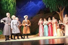 Осетинский театр: новый сезон – на «старте»!