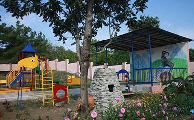 Детский сад «Дюймовочка» — райский уголок Цхинвала