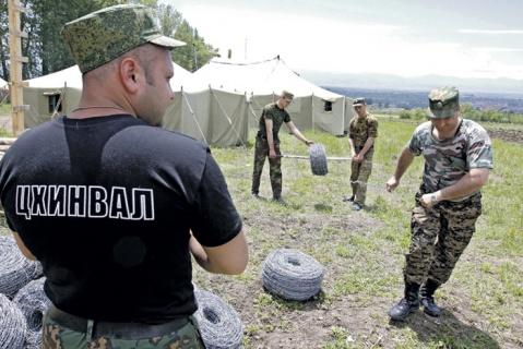 Саакашвили уверен в уходе России со всего Кавказа