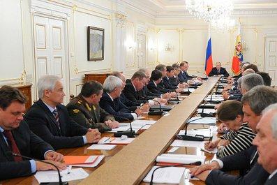 Владимир ПУТИН: «Положение дел на Северном Кавказе улучшается слишком медленно»