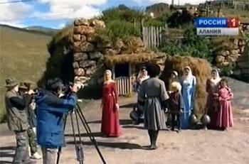 Мадина ИКАЕВА: «Пусть наш фильм станет маленьким шагом на пути к возрождению Осетии»
