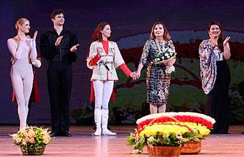 Светлана АДЫРХАЕВА награждена орденом «Слава Осетии»
