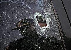 Для расстрела чекистов боевики использовали такси