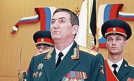 Генеральские звезды Хасана КАЛОЕВА