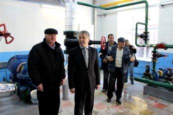 Во Владикавказе открыта еще одна энергосберегающая котельная