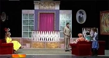Русский театр представил зрителям спектакль «Примадонны»