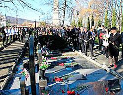 Память о защитниках Осетии священна