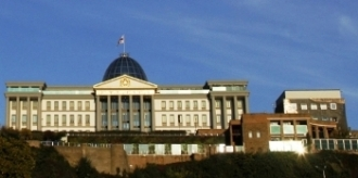 Дворец Саакашвили отдадут студентам