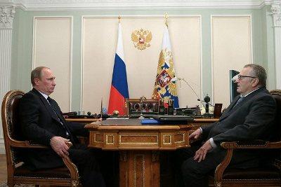 Владимира Жириновского одернули за проволоку