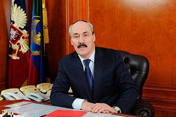 Рамазан Абдулатипов готов поделить Дагестан