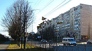 Ноябрьские ночи становятся во Владикавказе все холоднее