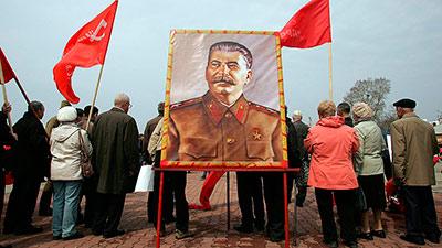 Грузию защищают от Сталина