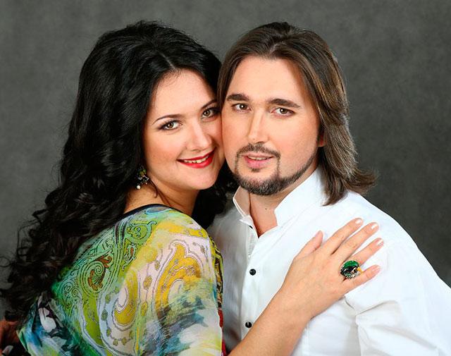 Агунда КУЛАЕВА и Алексей ТАТАРИНЦЕВ дарят на Новый год «Музыку любви»