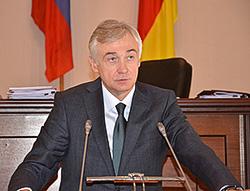 Алексей МАЧНЕВ: «Каждый из нас – патриот Осетии. Так давайте и в новом году это понимать и работать во благо республики»