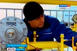 Газификацией пяти сел Моздокского района завершилась газификация всей Северной Осетии