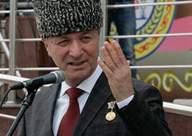 Кадыров уволил министра культуры за безнравственность подчиненных