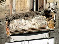 Из-за обрушения балкона в Алагире пострадал 16-летний подросток
